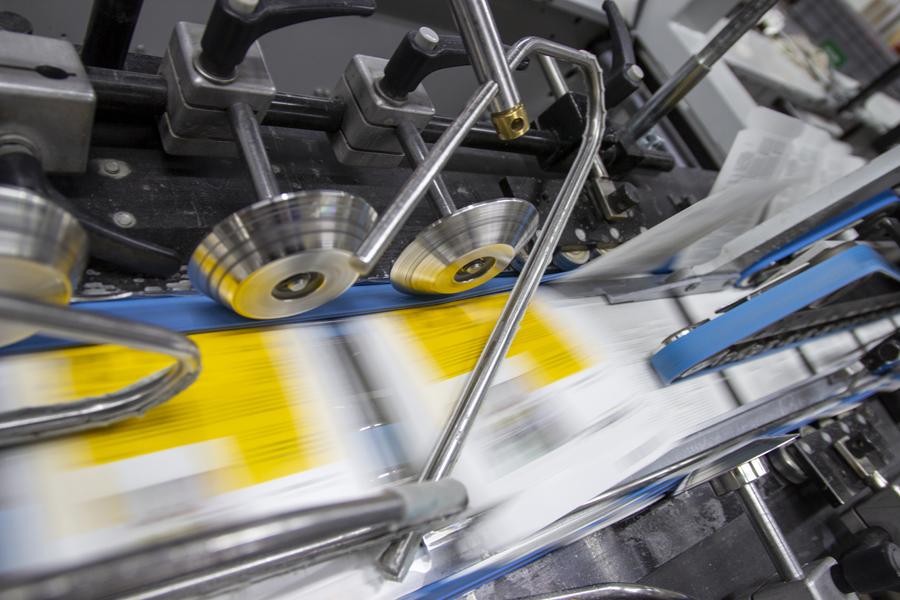 Leerling MACHINE OPERATOR